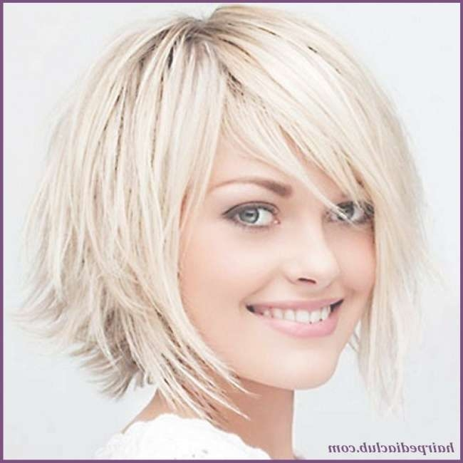 Displaying gallery of bob haircuts for round faces thick hair view short haircuts for thick hair round face trendy hairstyles in pertaining to bob haircuts for winobraniefo Image collections