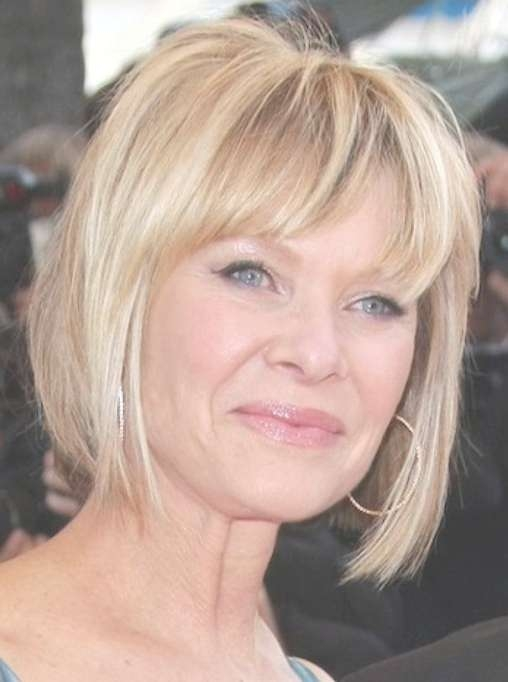 Short Hairstyle For Older Ladies – Hairstyle Fo? Women & Man Pertaining To Bob Haircuts For Older Women (View 15 of 15)