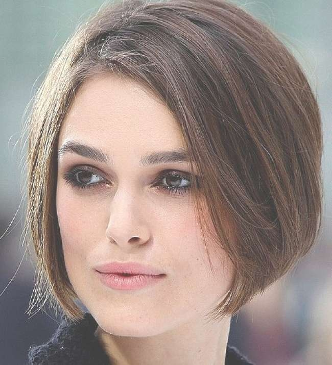Short Hairstyles For Long Faces Will Look Elegant And Glamour With Short Bob Haircuts For Long Faces (View 14 of 15)