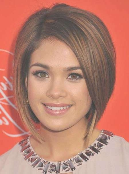 Short Hairstyles Light Brown Hair – Brown Hairs With Regard To Short Brown Bob Haircuts (View 6 of 15)
