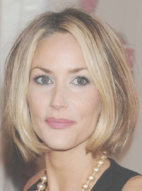 Short Hairstyles Over 50 – Bob Hairstyle For Women Over 50 In Bob Haircuts Over (View 2 of 15)