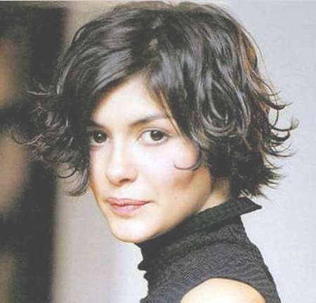 Short Hairstyles: Short Curly Bob Hairstyle 2016 Ideas Free Short Intended For Short Curly Bob Haircuts (View 15 of 15)