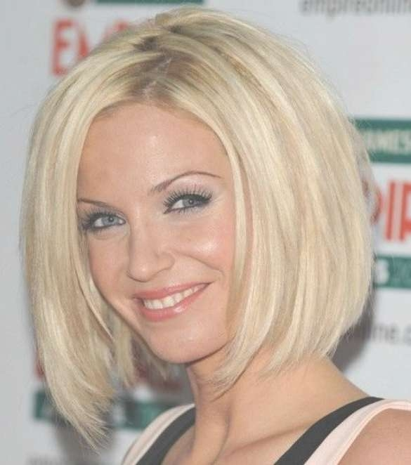 Shoulder Length Bob Hairstyles For Women   Hairjos Within Womens Medium Length Bob Hairstyles (View 7 of 15)