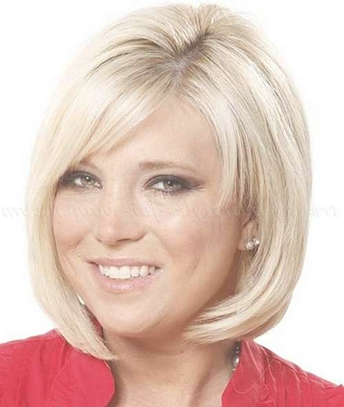 Shoulder Length Hairstyles Over 50 – Bob Haircut With Fringe Regarding Bob Haircuts For Women Over (View 12 of 15)