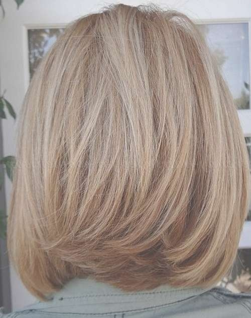 Shoulder Length Hairstyles Over 50 – Long Bob Hairstyle For Women Throughout Long Bob Hairstyles For Women (View 7 of 15)