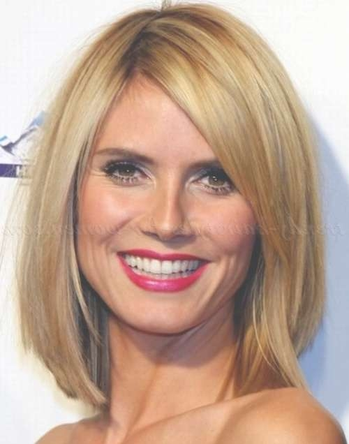 Shoulder Length Hairstyles Over 50 – Long Bob Hairstyle For Women Within Bob Hairstyles Women Over (View 11 of 15)