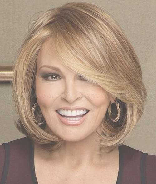 Shoulder Length Hairstyles Over 50 – Medium Length Bob Hairstyle In Womens Medium Length Bob Hairstyles (View 14 of 15)
