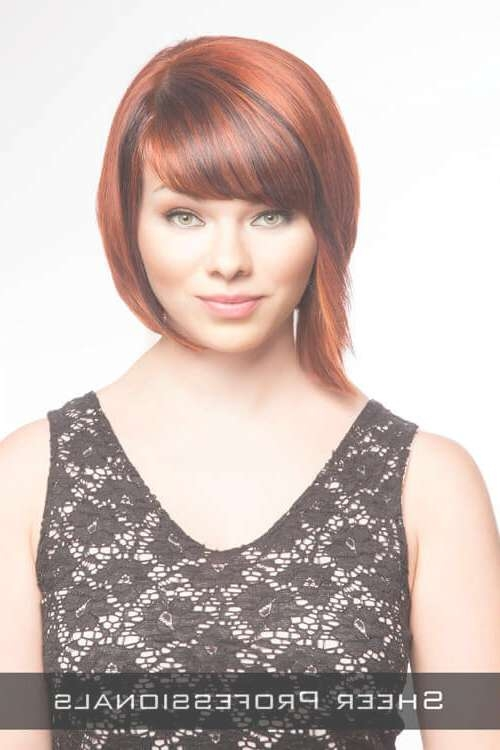 The 24 Ultimate Short Hairstyles For Long Faces Pertaining To Bob Haircuts For Long Faces (View 14 of 15)