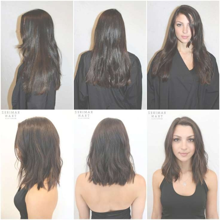 The 25+ Best Extra Long Bobs Ideas On Pinterest | Long Lob, Long With Very Long Bob Haircuts (View 4 of 15)