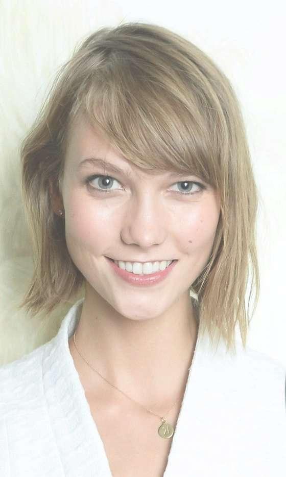 The 25+ Best Karlie Kloss Short Hair Ideas On Pinterest | Karlie With Regard To Karlie Kloss Bob Hairstyles (View 13 of 15)