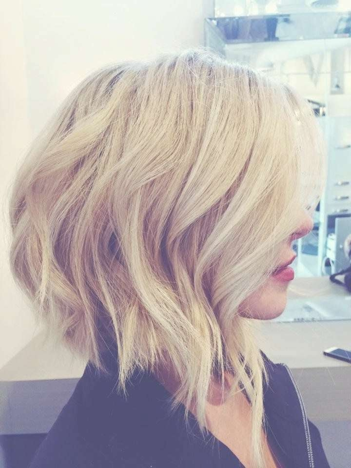 The 25+ Best Long Graduated Bob Ideas On Pinterest | Graduated Bob Within Graduated Long Bob Haircuts (View 15 of 15)