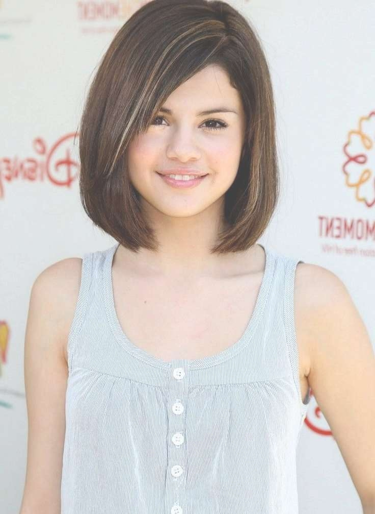 The 25+ Best Teenage Girl Haircuts Ideas On Pinterest | Easy Inside Bob Haircuts For Teens (View 15 of 15)
