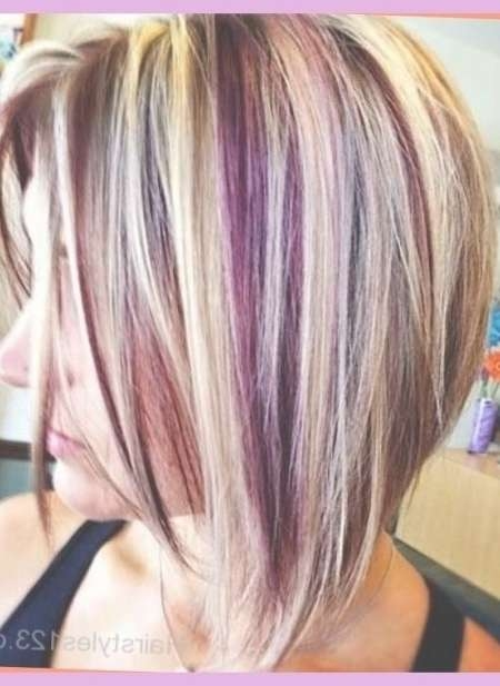 The Most Brilliant Swing Bob Haircut Pertaining To Your Hairdo Within Long Swing Bob Haircuts (View 9 of 15)
