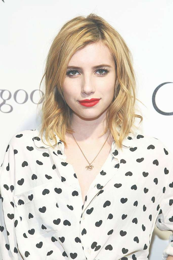 The Most Modern Long Bob Hairstyles Of The Moment Throughout Edgy Long Bob Haircuts (View 15 of 15)