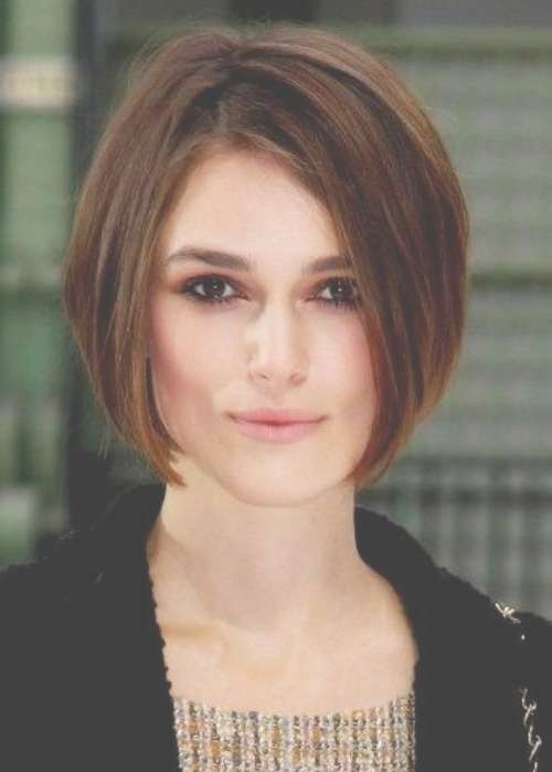 Top 100 Bob Hairstyles | Herinterest/ Intended For Kate Beckinsale Bob Haircuts (View 9 of 15)