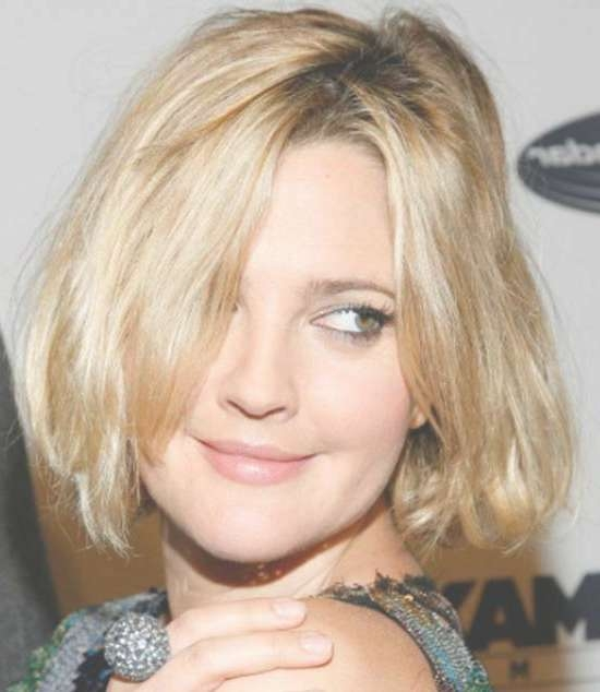 Top 17 Drew Barrymore Hairstyles & Haircuts Only For You ! Within Drew Barrymore Bob Hairstyles (View 10 of 15)