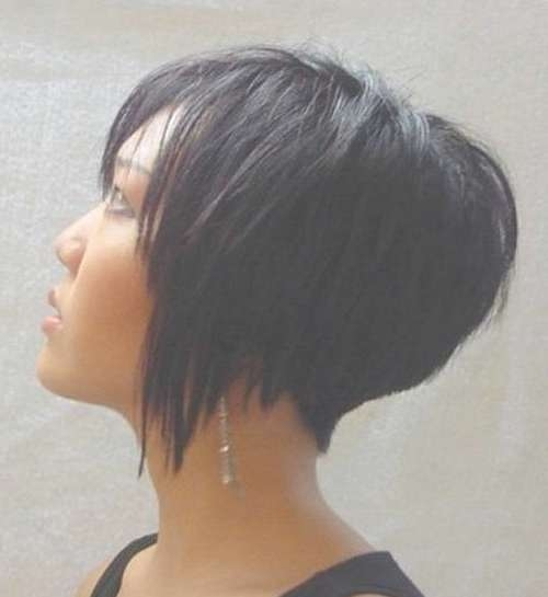 Top 30 Best Short Haircuts   Short Hairstyles 2016 – 2017   Most Within Funky Short Bob Hairstyles (View 10 of 15)
