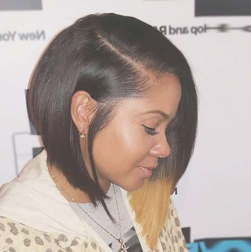 Understanding Bob Haircuts For Black Women | African American With Regard To Cute Bob Hairstyles For Black Women (View 3 of 15)