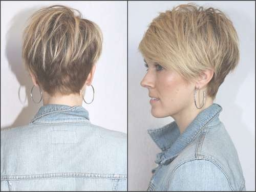 Womens Short Hairstylesshort Pixie Bob Hairstyles | Medium Hair Within Short Pixie Bob Hairstyles (View 10 of 15)