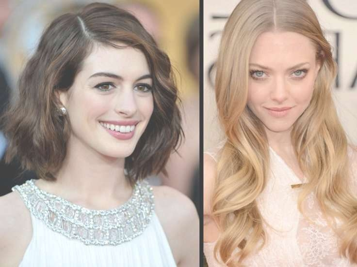 10 Best Best Haircuts For An Inverted Triangle Face Or Heart Shape Regarding Most Recent Medium Hairstyles For Pear Shaped Faces (View 11 of 15)