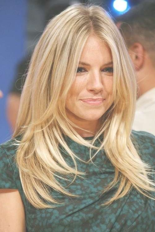 Long Haircuts For Round Faces Hairstyles