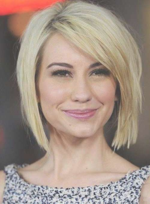 10 Bob Hairstyles For Fine Hair | Short Hairstyles 2016 – 2017 In Bob Haircuts For Fine Hair (View 2 of 25)