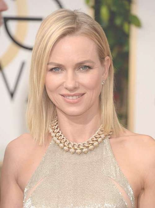 10 Bob Hairstyles For Fine Hair | Short Hairstyles 2016 – 2017 With Regard To Current Medium Hairstyles For Thin Straight Hair (View 10 of 25)
