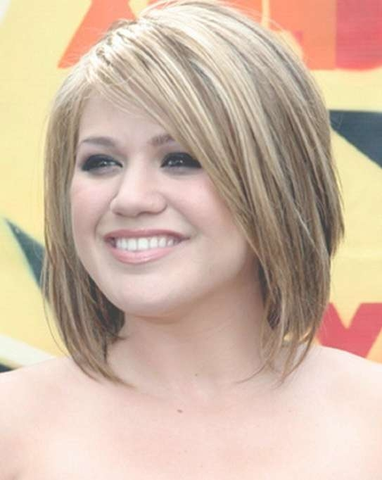 10 Easy, Short Hairstyles For Round Faces – Popular Haircuts Inside 2018 Simple Medium Haircuts For Round Faces (View 16 of 25)