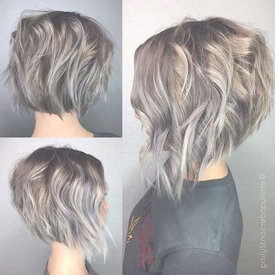10 Latest Inverted Bob Haircuts: 2018 Short Hairstyle, High With Inverted Bob Hairstyles (View 1 of 25)