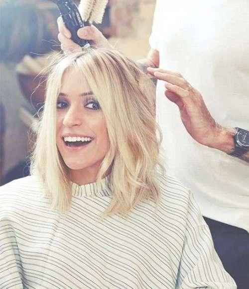 Explore Gallery Of Kristin Cavallari Medium Hairstyles Showing 15