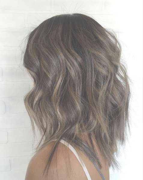 10 Medium Length Styles Perfect For Thin Hair – Popular Haircuts For Most Recently Highlighted Medium Hairstyles (View 4 of 25)