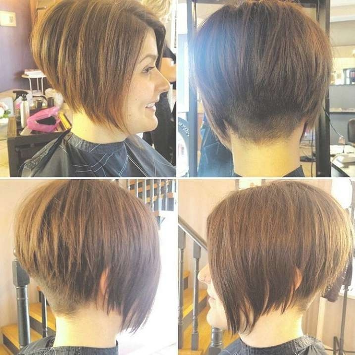 10 Modern Bob Haircuts For Well Groomed Women: Short Hairstyles 2018 With Modern Bob Haircuts (View 19 of 25)