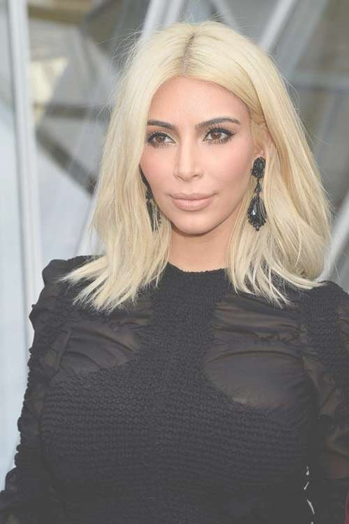 10 Shoulder Length Layered Hairstyles For Spring 2017   Fashionisers Throughout Newest Kim Kardashian Medium Haircuts (View 21 of 25)