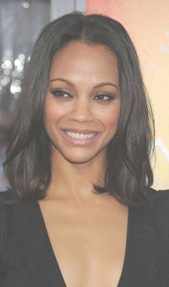 10 Stylish Bob Hairstyles For Oval Faces With Regard To Most Up To Date Medium Hairstyles For Black Women With Oval Faces (View 4 of 15)