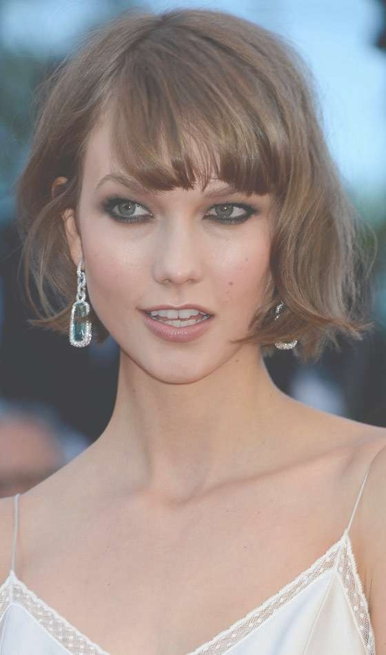 10 Stylish Celebrity Bob Hairstyles You Can Try Out Today Pertaining To Celebrity Bob Haircuts (View 1 of 25)