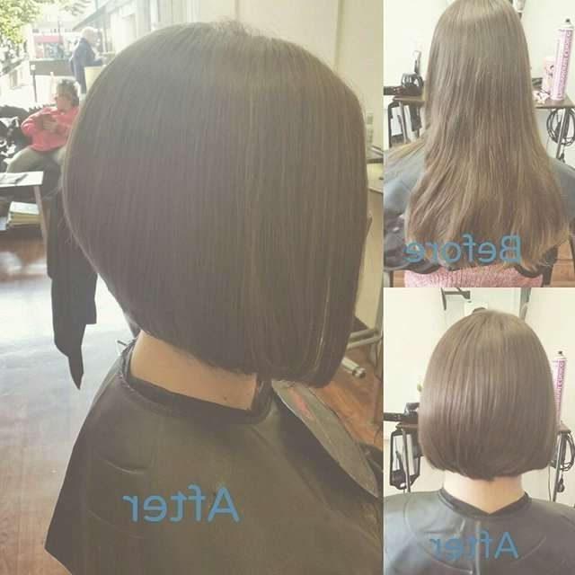 100 Best Bob Makeover Images On Pinterest | Hair Cut, Hairstyle Intended For Bob Haircuts Makeover (View 19 of 25)