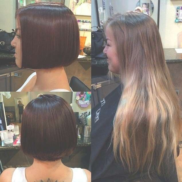 100 Best Bob Makeover Images On Pinterest | Hair Cut, Hairstyle Within Bob Haircuts Makeover (View 18 of 25)
