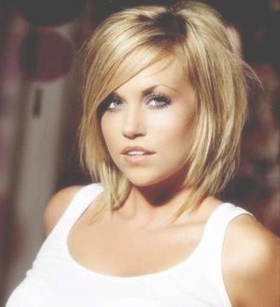 100 Best Hairstyles Images On Pinterest | Hairstyle Ideas, Short Intended For Latest Medium Haircuts Layered Styles (View 1 of 25)