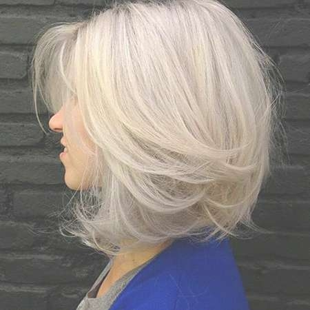 100 New Bob Hairstyles 2016 – 2017 | Short Hairstyles 2016 – 2017 With Medium Bob Cut Hairstyles (View 16 of 25)