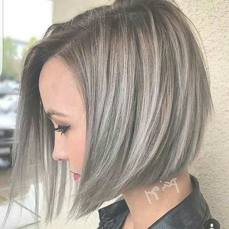 100 New Bob Hairstyles 2016 – 2017 | Short Hairstyles 2016 – 2017 With Regard To Bob Haircuts For Straight Hair (View 24 of 25)
