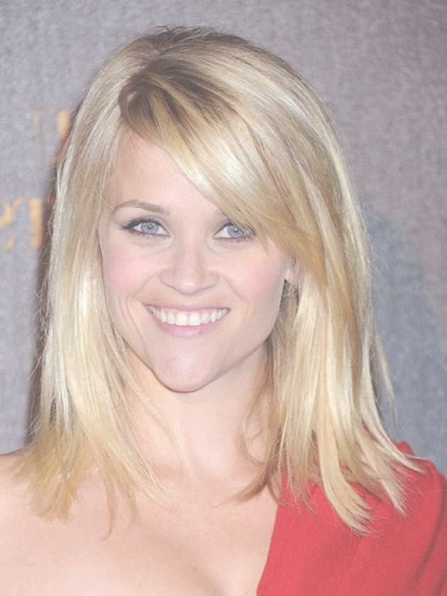 1000+ Images About Medium Length Hairstyles For Fine Hair On Within Most Recently Medium Haircuts For Fine Hair (View 9 of 25)