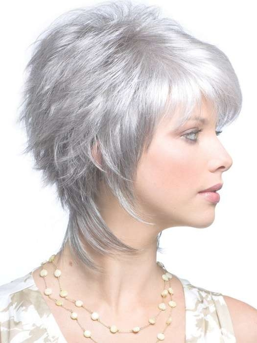 101 Best Hair Images On Pinterest | Hair Dos, Grey Hair And Hair Cut Within Most Popular Medium Hairstyles For Black Women With Gray Hair (View 10 of 15)