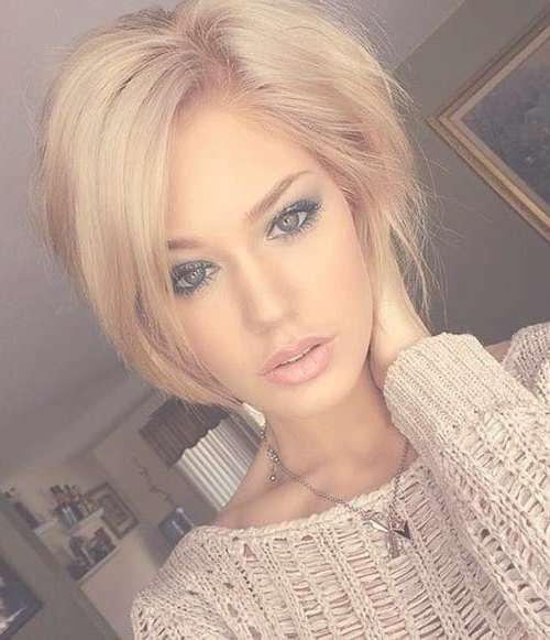101 Best Haircuts 2015 – 2016   Hairstyles & Haircuts 2016 – 2017 In Updos For Bob Haircuts (View 22 of 25)