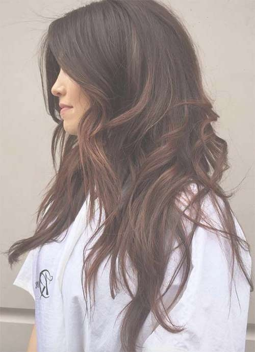 101 Layered Haircuts & Hairstyles For Long Hair Spring 2017 Throughout Best And Newest Long Haircut With Layers (View 25 of 25)