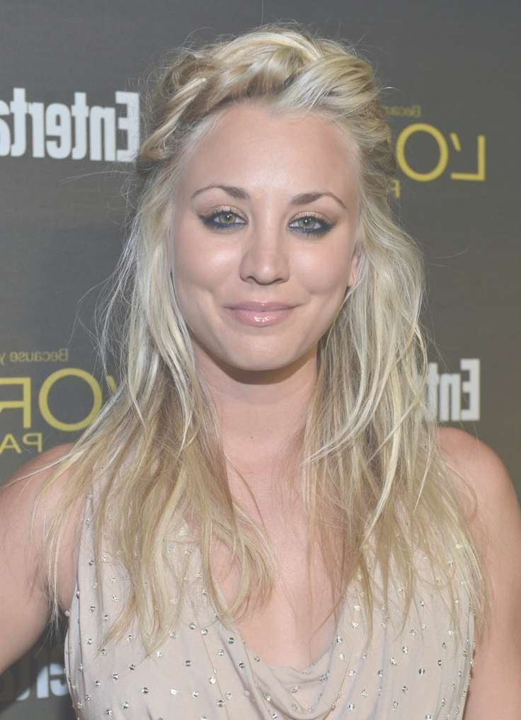 1036 Best Kaley Images On Pinterest | Kaley Cuoco, Big Bang Theory In Most Current Medium Hairstyles With Big Bangs (View 3 of 15)