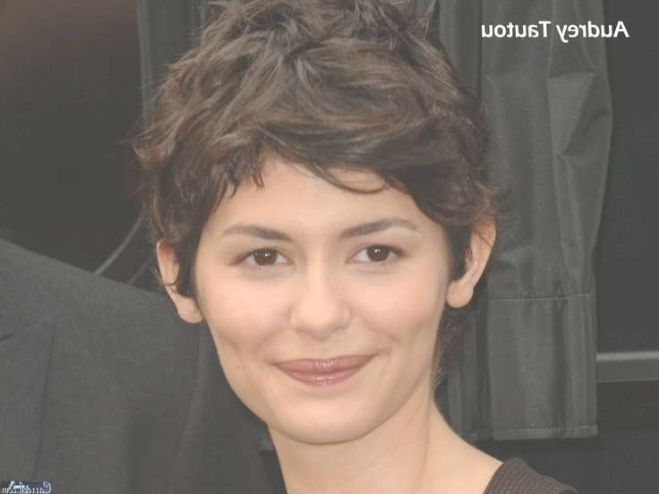 104 Best Audrey Tautou Images On Pinterest | Audrey Tautou, French Within Most Current Audrey Tautou Medium Haircuts (View 9 of 25)