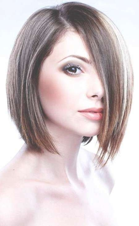 104 Best Women's Mid Length Haircuts Images On Pinterest | Hair Pertaining To Most Current Posh Spice Medium Hairstyles (View 5 of 15)