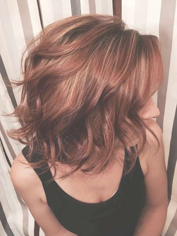 11 Best Auburn Hair Color Ideas 2016 – 2017 | On Haircuts In Most Up To Date Auburn Medium Haircuts (View 12 of 25)
