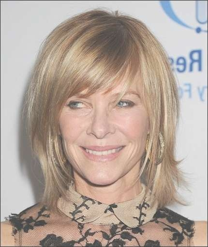 11 Best Medium Length Hairstyles For Older Women – Glamma Daily Pertaining To Most Recently Older Women Medium Haircuts (View 11 of 25)