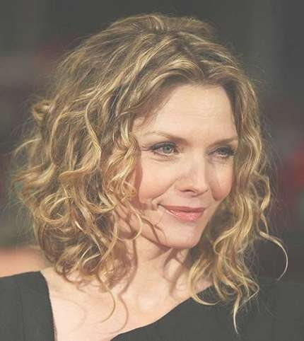 11 Best Medium Length Hairstyles For Older Women – Page 6 – Glamma With Regard To Most Popular Medium Haircuts For Older Women With Curly Hair (View 5 of 25)